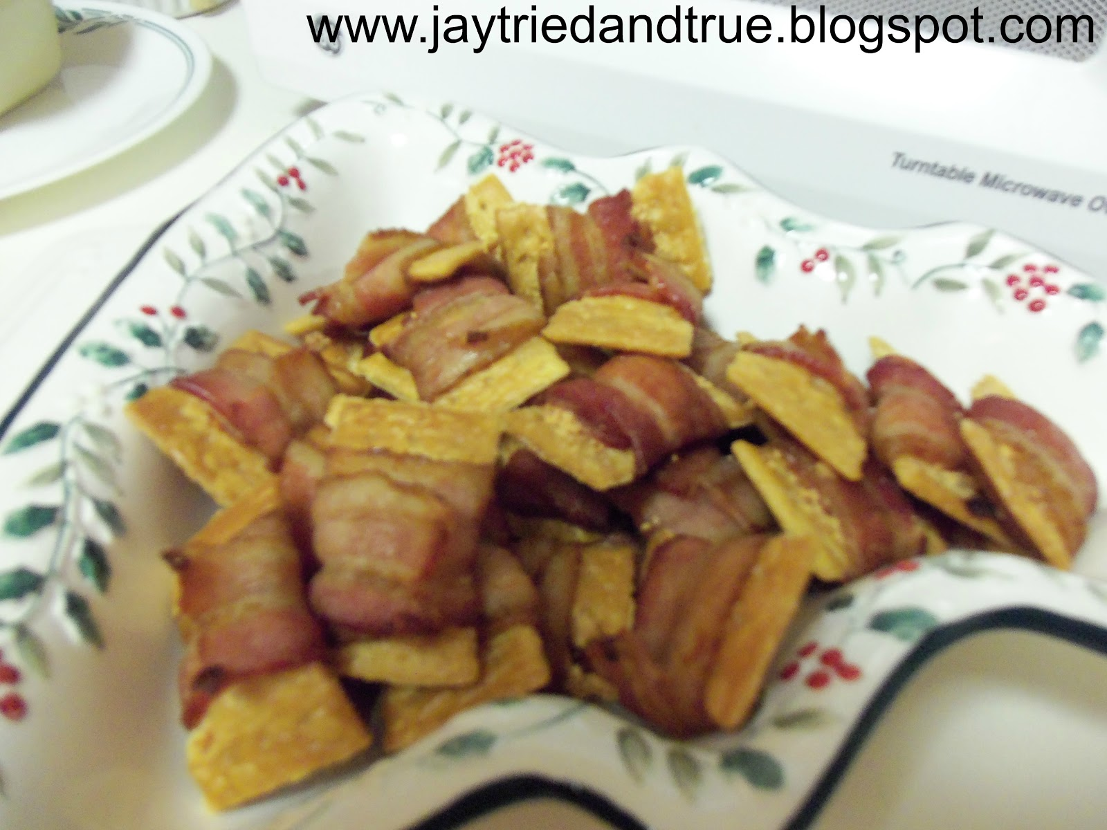 Holiday Bacon Appetizers Recipe — Dishmaps