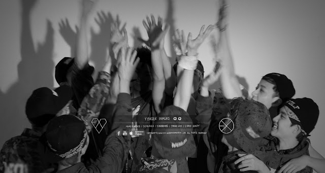 exo's official site update 130515_1