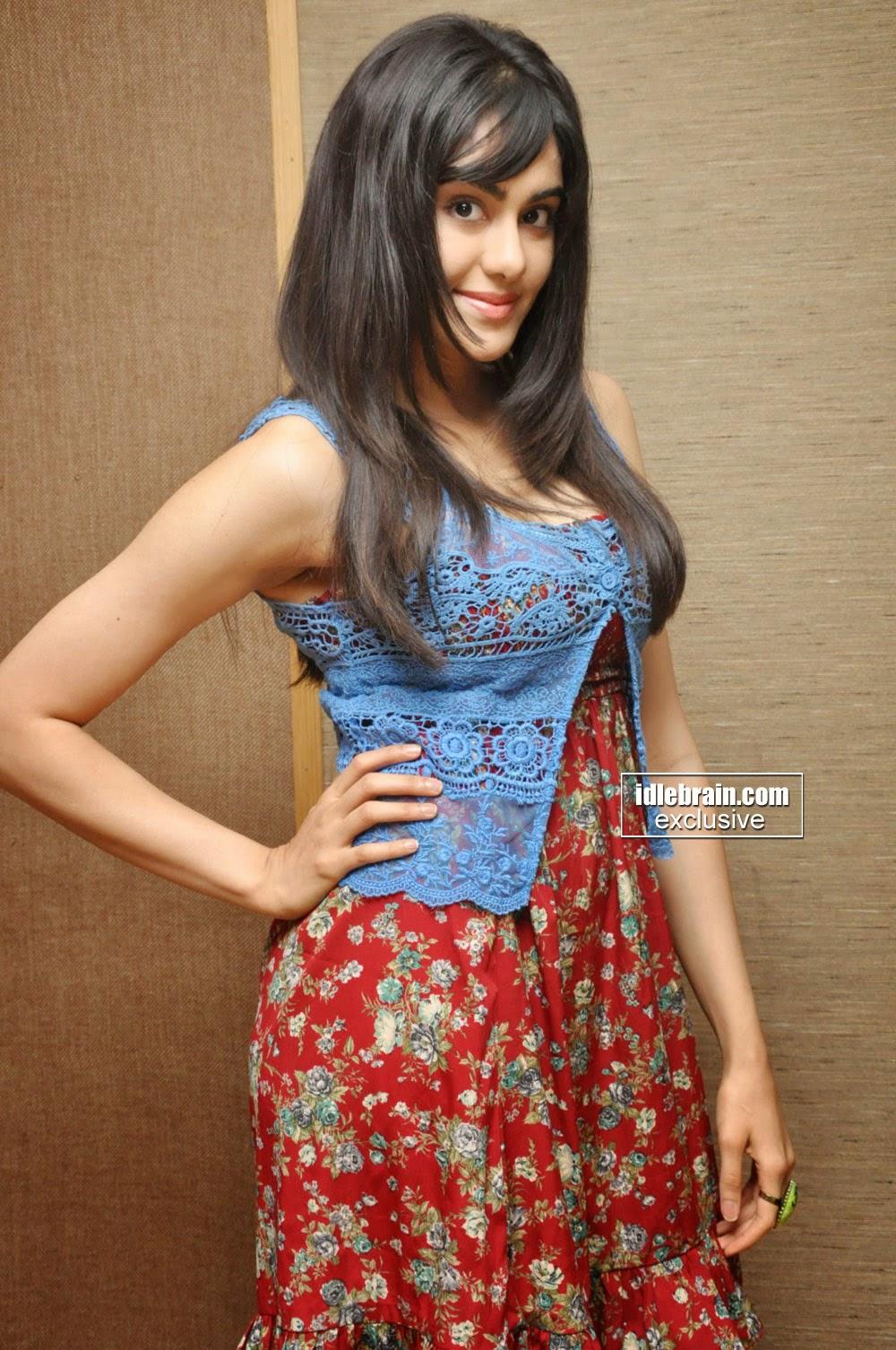 Adah Sharma sexy