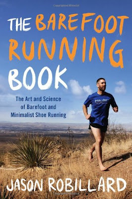 barefoot running book jason robillard review