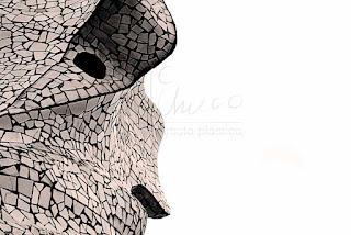 Los Colosos de Gaudí V, 2012.Mcchueco
