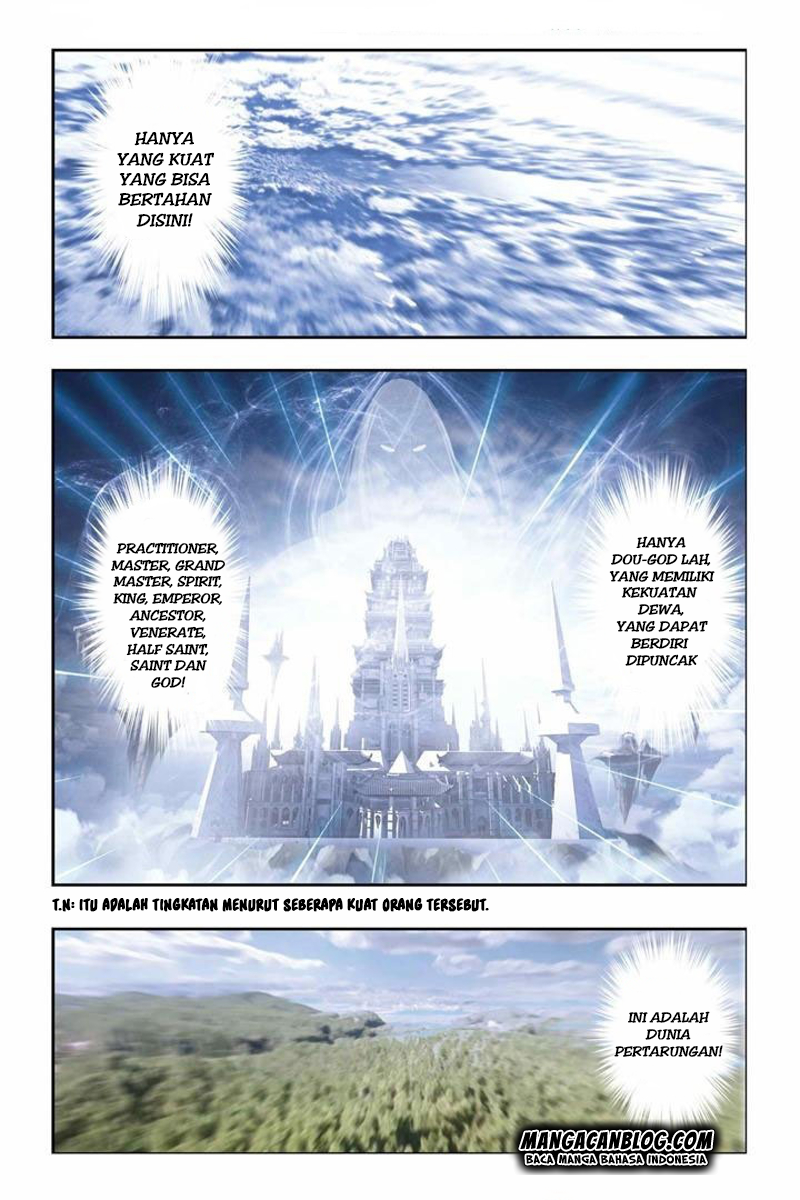 Battle Through Heaven Chapter 01-3