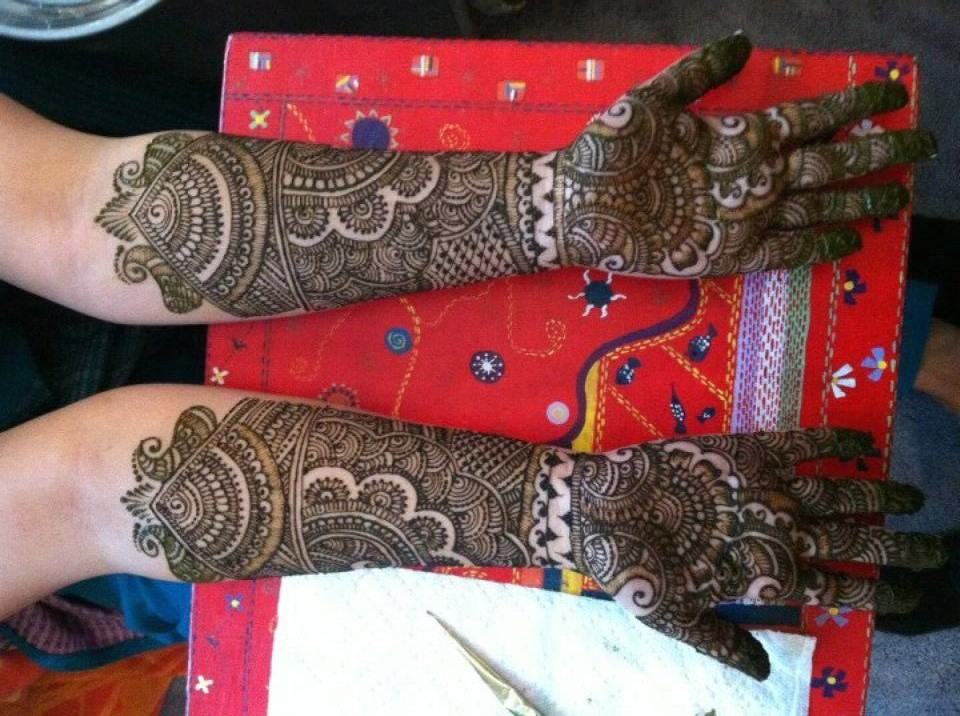 Hand Mehndi Download : Bridal mehndi designs full hand for