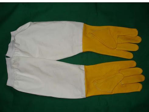 Пчеларски ръкавици