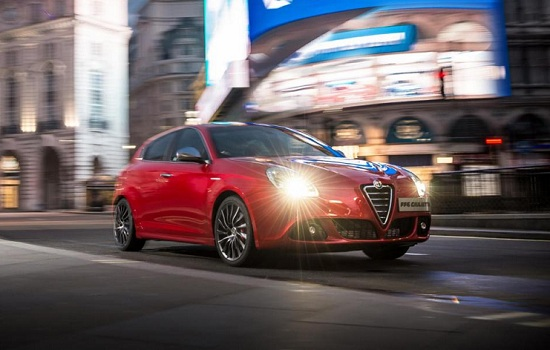 Alfa Romeo Giulietta Fast &amp; Furious 6 Limited Edition