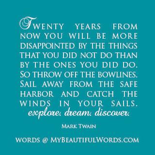 Dream Mark Twain Quotes. QuotesGram