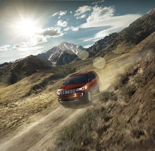 2016 Ford Explorer with Smart 4WD