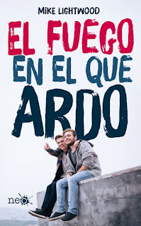 Reseña | El fuego en el que ardo by Mike Lightwood