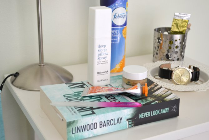 Night Time Routine | Bedside Essentials