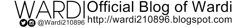 Official Blog of Wardi