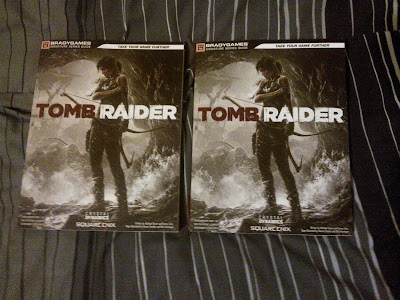 Tomb Raider Strategy Guide - We Know Gamers
