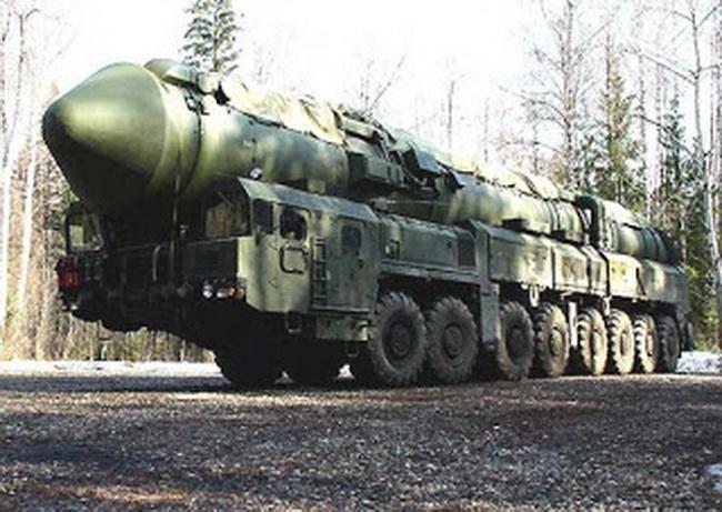 Kecanggihan Persenjataan Rusia Saat Ini
