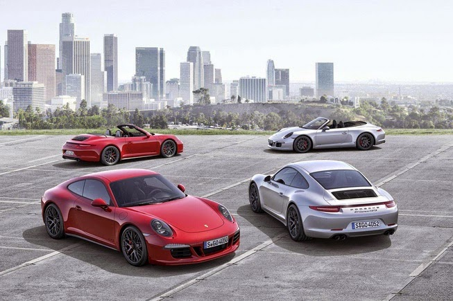 Porsche 911 GTS 2015 - Phenom Veiculos blog Automotivo