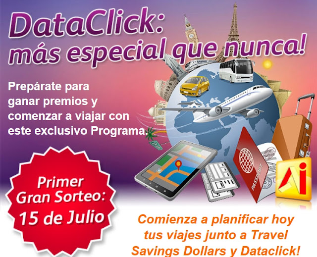 Dataclick: Mas especial que nunca!