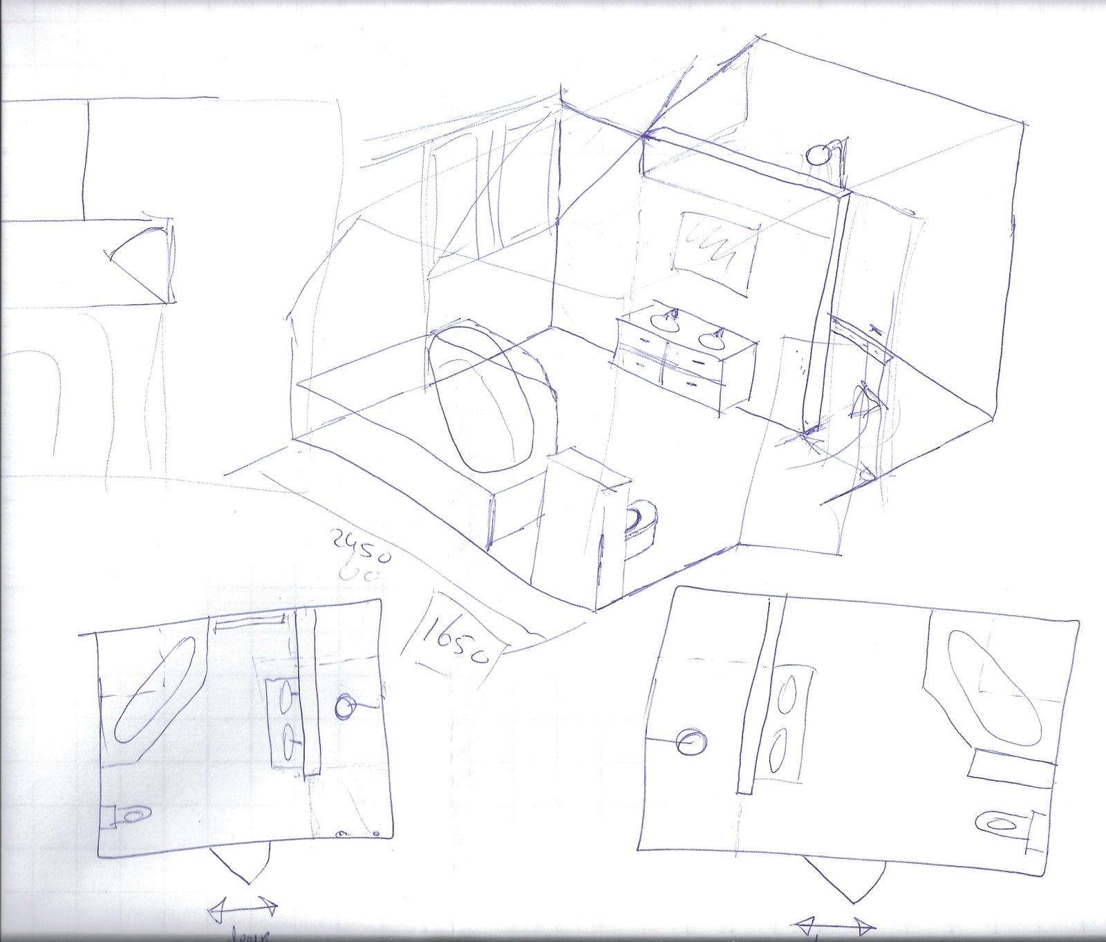 Het bouwen van ons nieuwe huis maart 2013 - Badkamer kantelen ...