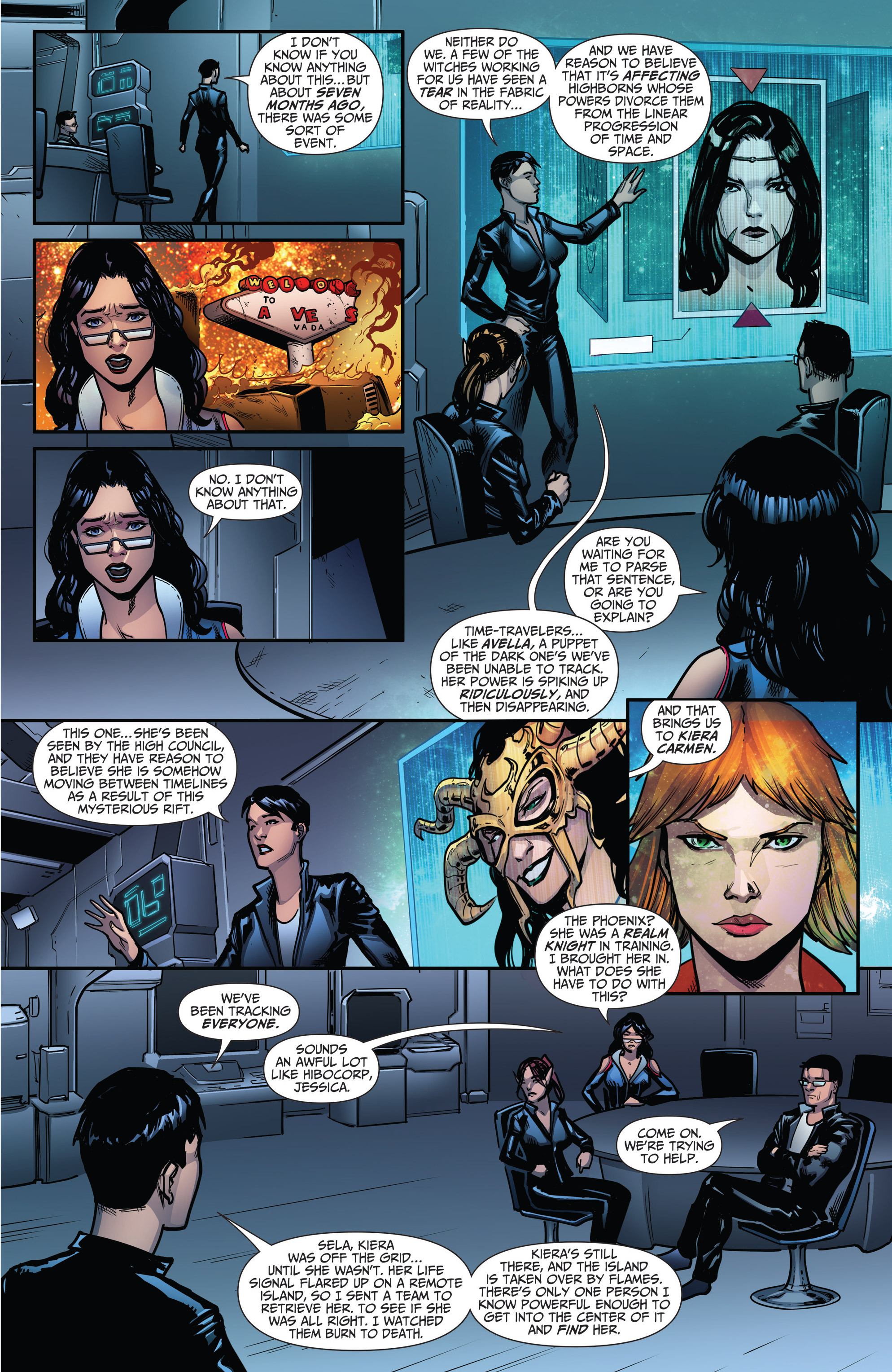 Grimm Fairy Tales (2005) Issue #107 #110 - English 18