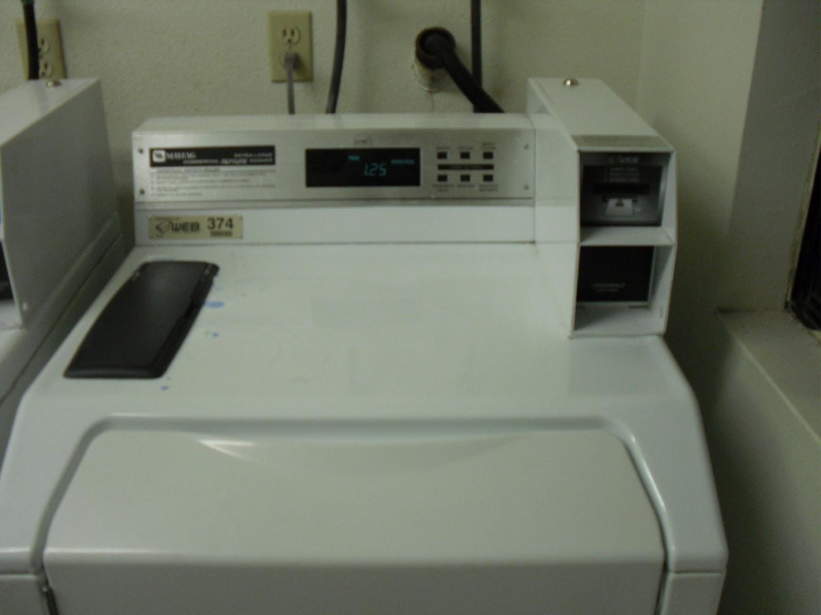 ordinary washing machine