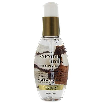 Aceite de coco para pelo ondulado