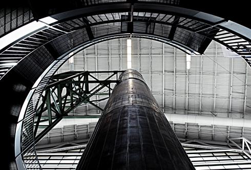 evergreen space museum oregon
