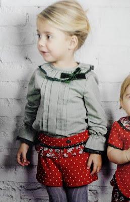 moda para niña dolce petit
