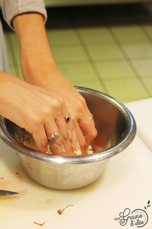Crémet Nantais aux Fruits Rouges en Sirop et Crumble Minute - Une Graine d'Idée