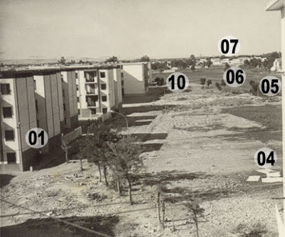 Sevilla en los años 60
