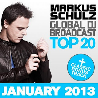 Global DJ Broadcast Top 20 January 2013
