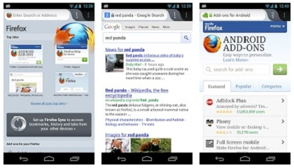 Download Mozilla Firefox for Android