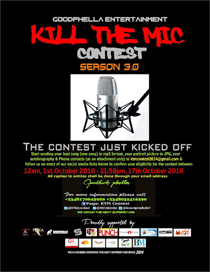 Kill the Mic Season III Kicks Off for Upcoming Artistes