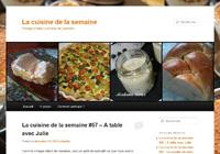Le blog collaboratif de La cuisine de la semaine