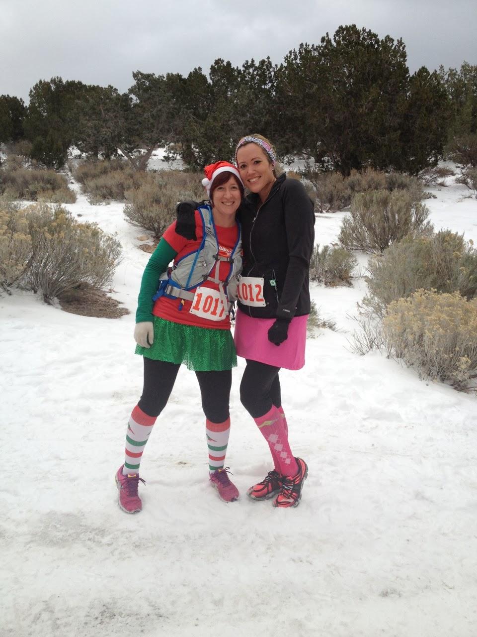 Tri-States Marathon Start Line