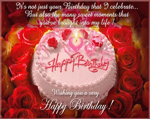 Birthday SMS For Friends - Find Quotes , Beautiful Photos ...