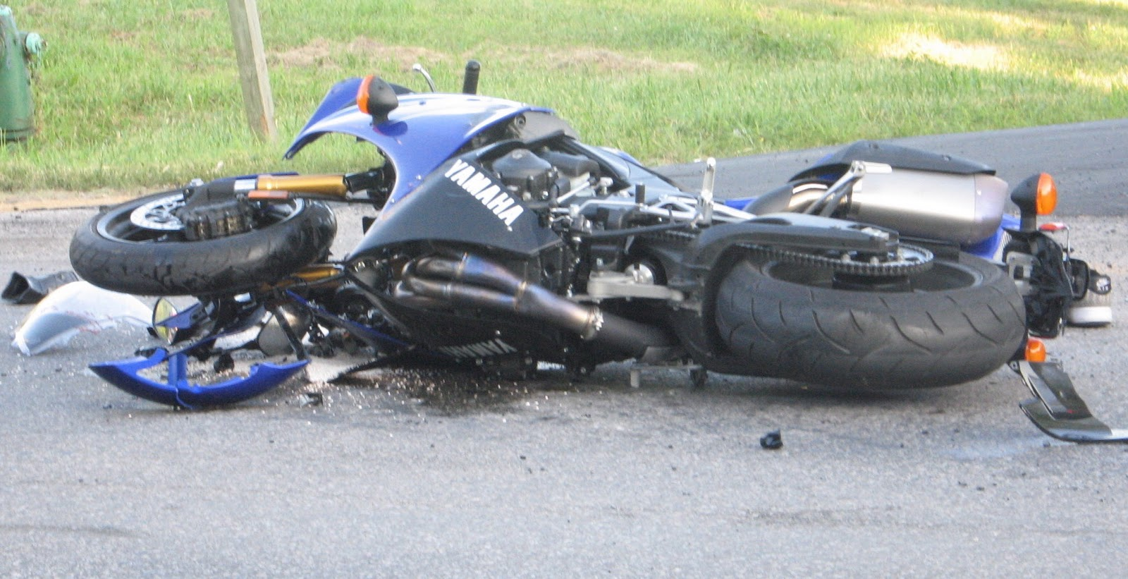 motorcycle crash A republican lawmaker from indiana has been hospitalized after he was involved in a serious motorcycle crash in northern michigan house ways and means chairman tim brown, r-crawfordsville is .
