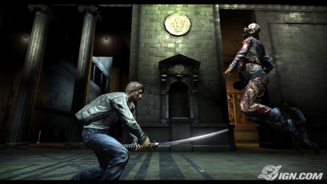 Alone in the Dark (PS2) 2008