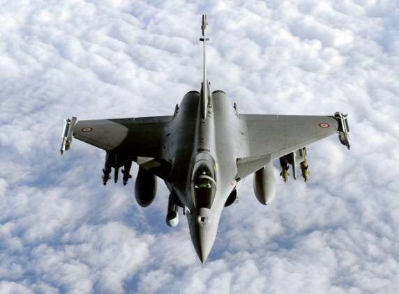 Dassault Rafale Combat Aircraft