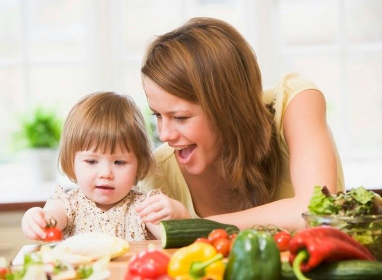 Dieta vegetariana pode ser adotada para crianças desde o desmame