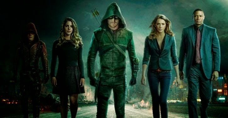 Arrow - Episode 3.22 - Title Revealed