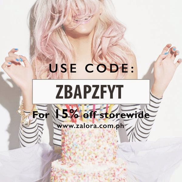 Shop at Zalora!