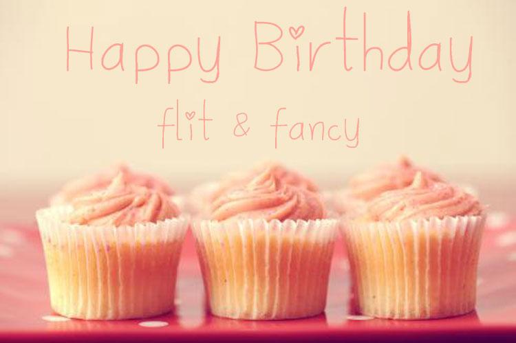 Flit and Fancy Happy Birthday Flit Fancy