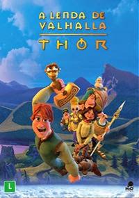 A Lenda De Valhalla Thor – Dublado