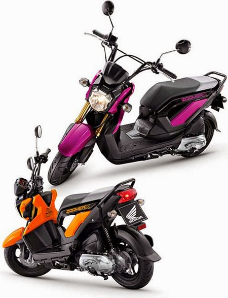 Honda Zoomer Thailand