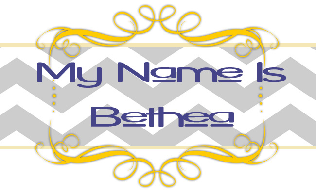 My Name Is Bethea