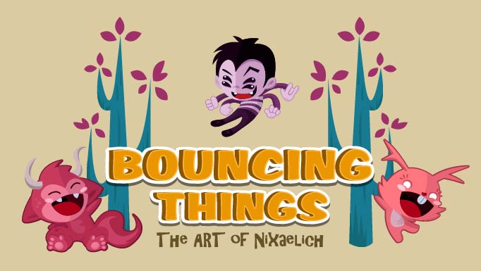 Bouncing Things