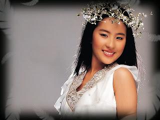 Crystal Liu Yi Fei (劉亦菲) Wallpaper HD 59