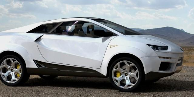 2 Door Suv 2015 a Three-door Suv Concept Will