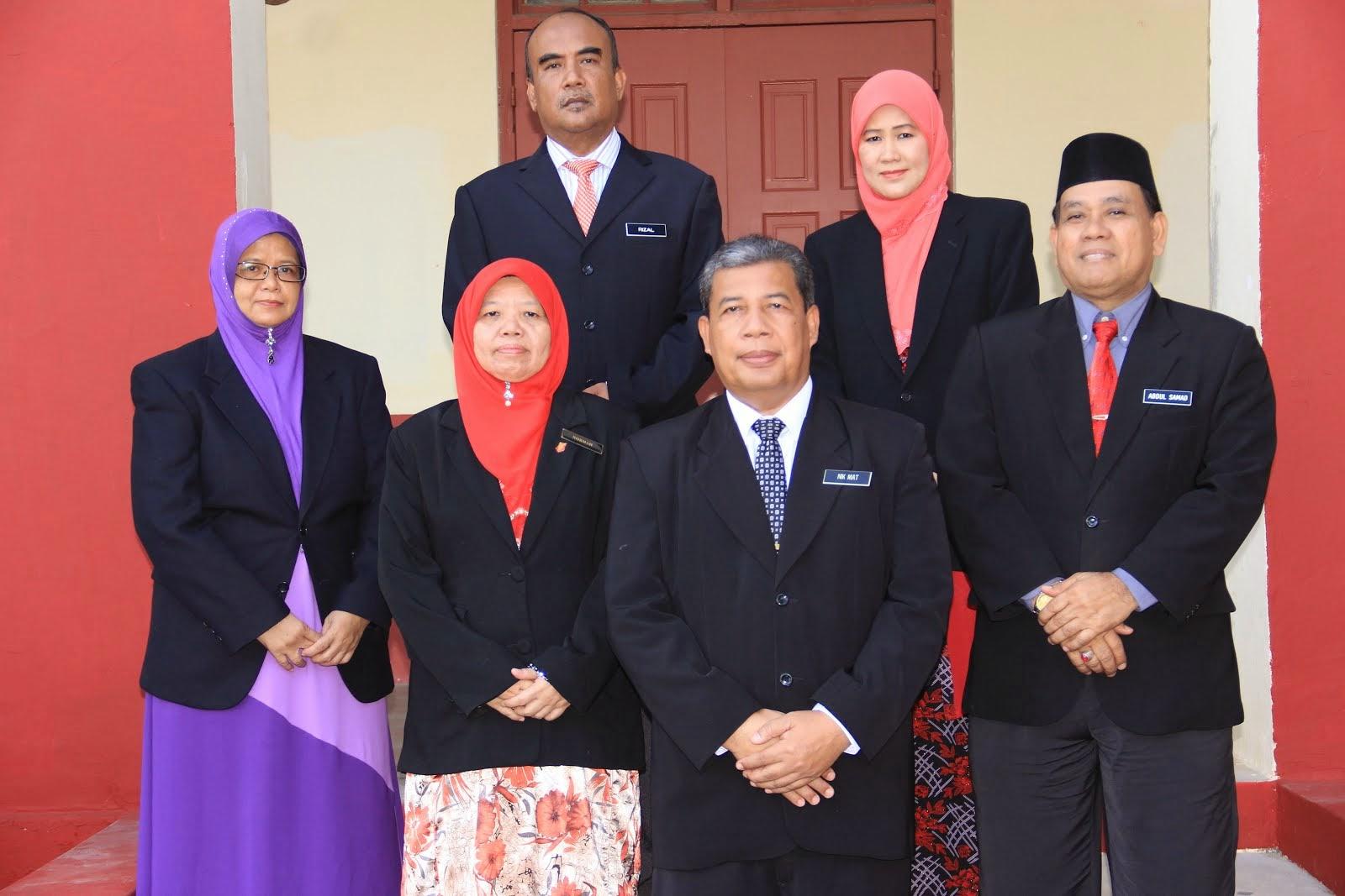 Teraju KHS 1 April 2015