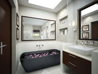 Simple Interior Design Bathroom Photo Ideas