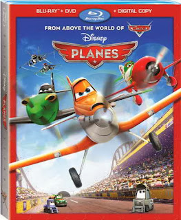 Planes Blu-ray, DVD on Amazon