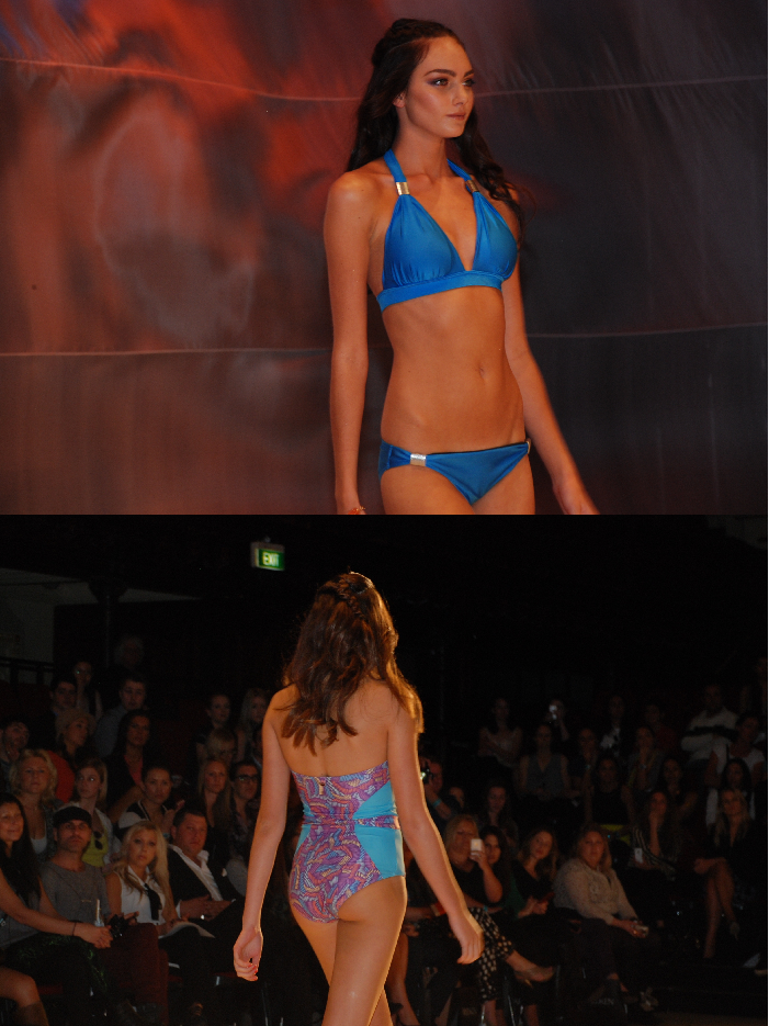 Mercedes Benz Fashion Festival Sydney, models, runway, fashion, show, swimwear, bikini