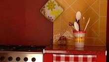 A minha pequenina cozinha...